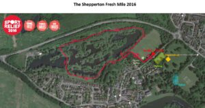 The Shepperton Fresh Mile 2016